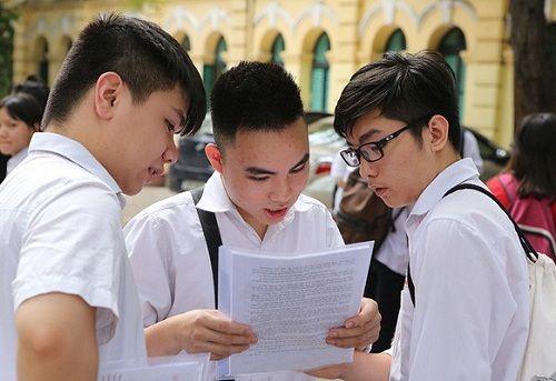 Điểm chuẩn các trường đại học năm 2018  - Ảnh 1