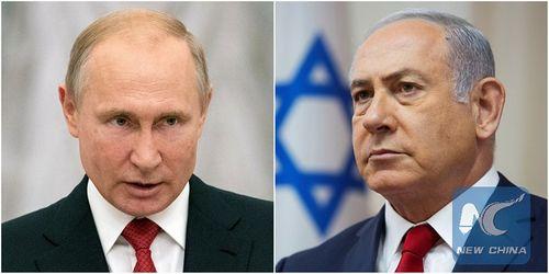 Tổng thống Putin cáo buộc Israel vi phạm chủ quyền Syria - Ảnh 1