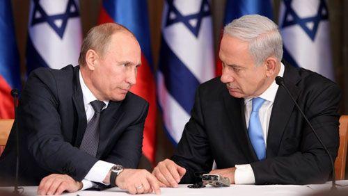 """Lý giải việc Tổng thống Putin dịu giọng với Israel sau """"thảm kịch"""" Il-20 - Ảnh 1"""