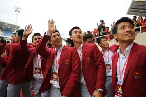 Toàn cảnh lễ vinh danh Đoàn thể thao Việt Nam vừa trở về từ ASIAD 2018 - Ảnh 10