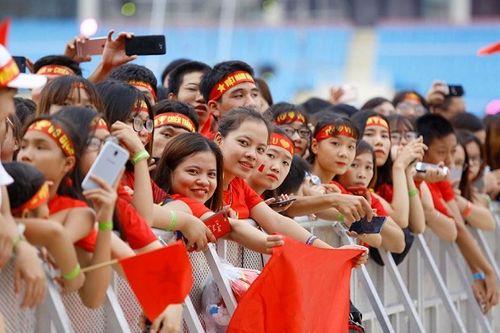 Toàn cảnh lễ vinh danh Đoàn thể thao Việt Nam vừa trở về từ ASIAD 2018 - Ảnh 11