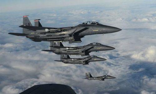 Tập trận không quân lớn nhất lịch sử Ukraine có sự góp mặt của 8 nước NATO - Ảnh 1