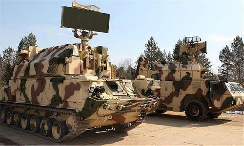 Nga điều thêm một loạt hệ thống phòng không tầm ngắn đầy uy lực tới Syria - Ảnh 2