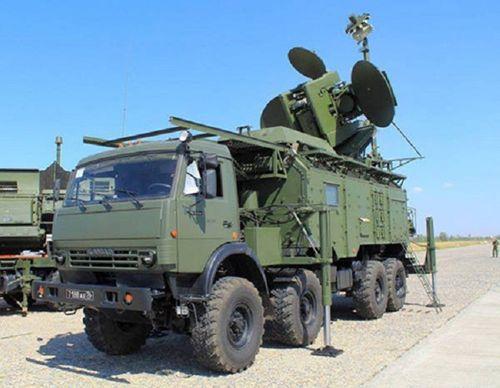 """Tiết lộ siêu vũ khí của Nga ở Syria khiến Israel ám ảnh hơn cả """"rồng lửa"""" S-300 - Ảnh 2"""
