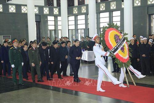 Chủ tịch nước Trần Đại Quang trong lòng người ở lại - Ảnh 3