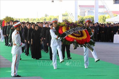 Chủ tịch nước Trần Đại Quang trong lòng người ở lại - Ảnh 6