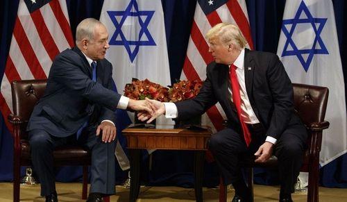 Tổng thống Trump đồng ý toàn bộ các đề xuất của Israel về vấn đề Syria  - Ảnh 1