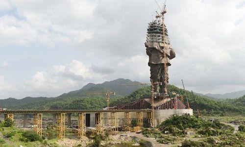 Ấn Độ sắp sở hữu 2 tượng đài cao nhất thế giới trị giá gần 1 tỷ USD - Ảnh 2