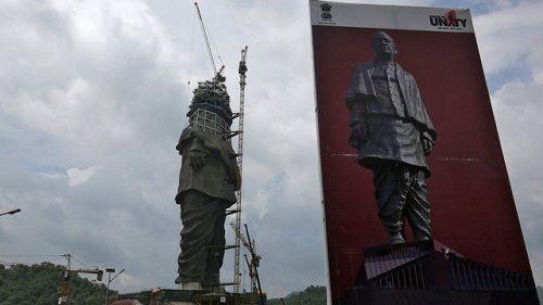 Ấn Độ sắp sở hữu 2 tượng đài cao nhất thế giới trị giá gần 1 tỷ USD - Ảnh 1