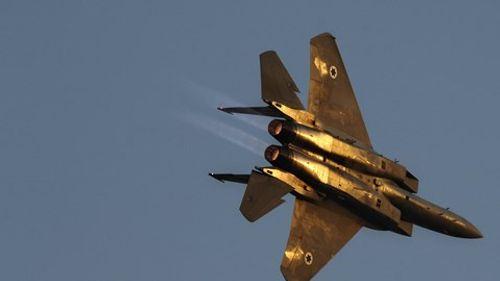 Israel thừa nhận dùng gần 8.000 quả bom, tên lửa tấn công Syria  - Ảnh 1
