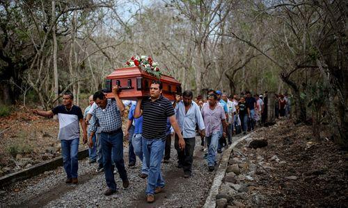 Phát hiện 32 mộ tập thể chôn ít nhất 166 người ở Mexico - Ảnh 1