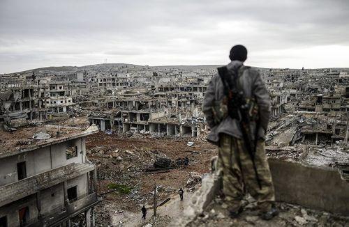 Pháp tuyên bố sẵn sàng tấn công Syria - Ảnh 2
