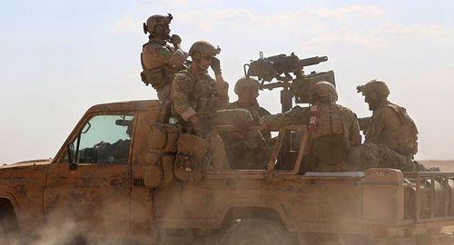 Mỹ khẳng định tiếp tục duy trì sự hiện diện của quân đội tại Syria - Ảnh 1