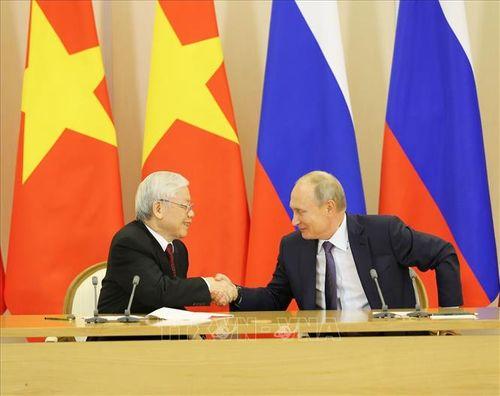 Việt Nam – Liên bang Nga ký kết nhiều văn kiện hợp tác - Ảnh 1