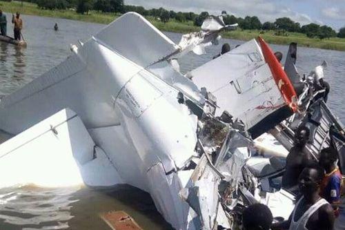 Rơi máy bay tại Nam Sudan, ít nhất 17 người thiệt mạng  - Ảnh 1