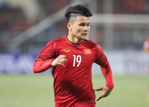 Quang Hải lọt top 10 cầu thủ xuất sắc nhất lượt trận đầu tiên Asian Cup 2019  - Ảnh 1