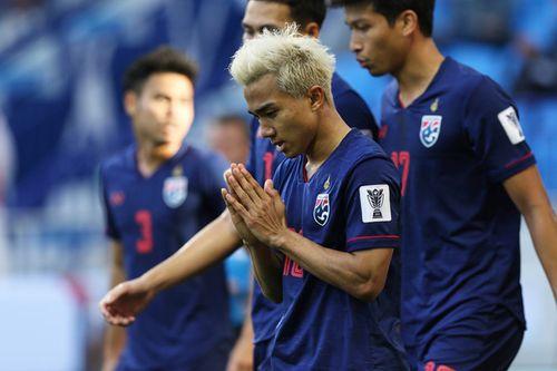 """Thái Lan """"lột xác"""" cùng màn trình diễn đầy ấn tượng, hạ Bahrain với tỷ số 1-0 - Ảnh 1"""