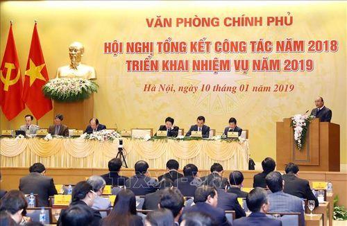 Thủ tướng: Văn phòng Chính phủ phải giúp phản ánh một 'Chính phủ bắt kịp nhịp sống của người' dân - Ảnh 3