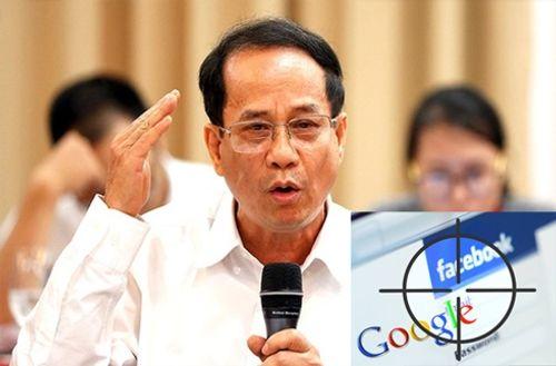 Chuyên gia kinh tế: Không thể để Google, Facebook hưởng lợi ở Việt Nam mà không nộp thuế - Ảnh 2