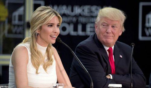 Con gái Tổng thống Trump là ứng viên tiềm năng cho ghế chủ tịch Ngân hàng Thế giới? - Ảnh 1