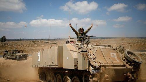 """Israel lần đầu tiên thừa nhận cấp vũ khí cho quân khủng bố tại """"chảo lửa"""" Syria - Ảnh 2"""