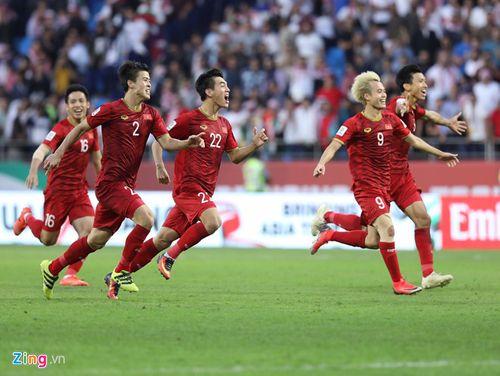 Lịch thi đấu tứ kết Asian Cup của đội tuyển Việt Nam: Đối thủ nào sẽ được gọi tên? - Ảnh 1
