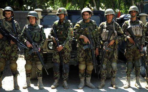 Cải trang thành dân thường, thủ lĩnh IS khét tiếng vẫn bị tóm gọn tại Afghanistan - Ảnh 1