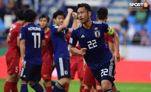 Đội trưởng tuyển Nhật Bản thừa nhận phải thi đấu kiệt sức mới thắng được Việt Nam - Ảnh 1