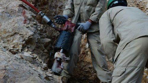 Sập mỏ vàng ở Afghanistan, ít nhất 40 người thiệt mạng  - Ảnh 1