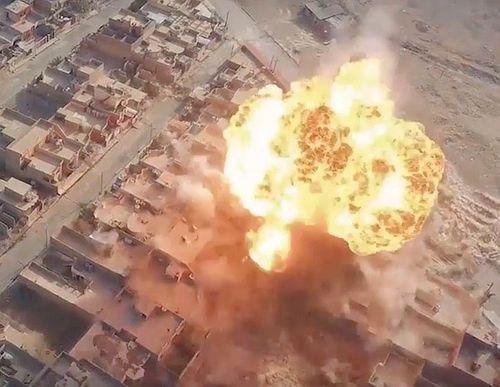 """Hé lộ vũ khí kinh hoàng nhất của IS tại Syria khiến quân đội Nga """"hồn bay phách lạc"""" - Ảnh 1"""