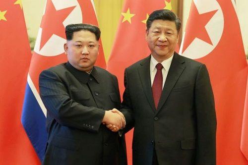 Nhà lãnh đạo Kim Jong Un bí mật đáp tàu đến Trung Quốc trong đêm - Ảnh 1