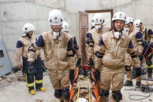 Phiến quân tấn công hóa học tại Idlib, binh sĩ Syria bị thương nặng - Ảnh 2