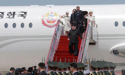 KBS: Chuyên cơ của ông Kim Jong-un đã bay thử đến Hà Nội - Ảnh 2