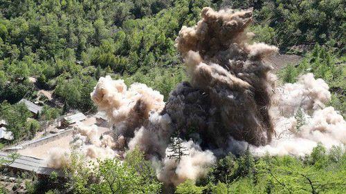 Chuyên gia Mỹ nghi Triều Tiên tiếp tục sản xuất thêm 7 vũ khí hạt nhân - Ảnh 2