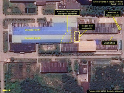 Chuyên gia Mỹ nghi Triều Tiên tiếp tục sản xuất thêm 7 vũ khí hạt nhân - Ảnh 1