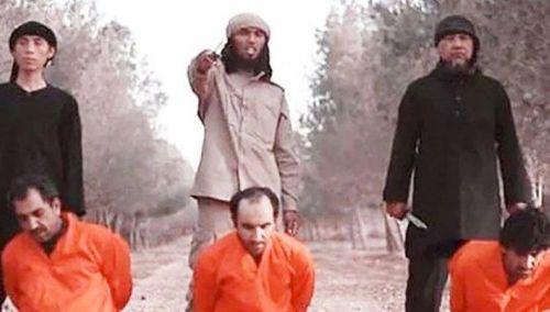 """""""Đao phủ"""" khét tiếng của IS bị xe tăng bắn chết trong trận đánh khốc liệt tại Syria - Ảnh 1"""