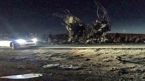 Đánh bom liều chết tại Iran, 27 Vệ binh Cách mạng tử vong - Ảnh 1