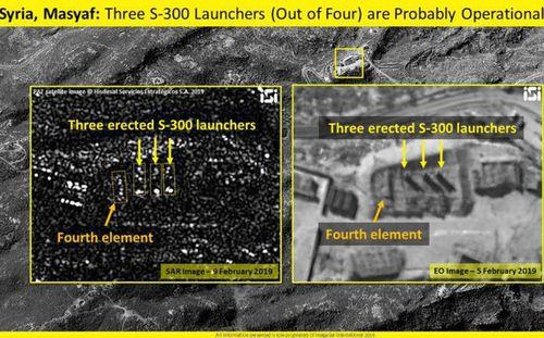 """""""Rồng lửa"""" S-300 tại Syria chính thức kích hoạt, sẵn sàng khai hỏa - Ảnh 1"""