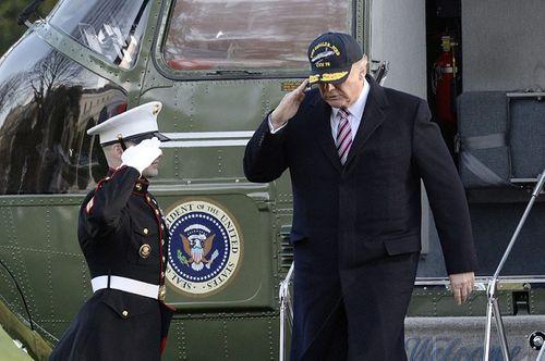 Siêu trực thăng Marine One của Tổng thống Mỹ vừa được chuyển tới Việt Nam có gì đặc biệt? - Ảnh 4