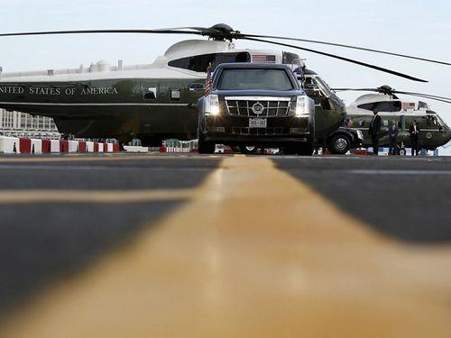 Siêu trực thăng Marine One của Tổng thống Mỹ vừa được chuyển tới Việt Nam có gì đặc biệt? - Ảnh 6