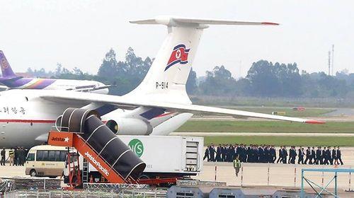 Cận cảnh phái đoàn an ninh của Triều Tiên với gần 100 người có mặt tại Hà Nội - Ảnh 5
