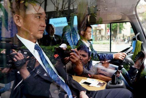 Cận cảnh phái đoàn an ninh của Triều Tiên với gần 100 người có mặt tại Hà Nội - Ảnh 7