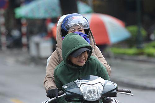 Dự báo thời tiết ngày 24/2/2019: Hà Nội mưa rét, thấp nhất 15 độ C - Ảnh 1
