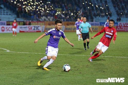 Quang Hải chơi mờ nhạt trong trận Hà Nội FC - Than Quảng Ninh - Ảnh 2