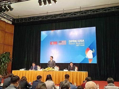 Hội nghị thượng đỉnh Mỹ - Triều: Hé lộ về công tác chuẩn bị, hậu cần - Ảnh 1