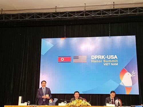 Hội nghị thượng đỉnh Mỹ - Triều: Hé lộ về công tác chuẩn bị, hậu cần - Ảnh 3