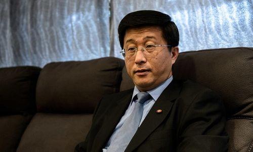 """Chân dung """"bộ tứ"""" quyền lực tháp tùng Chủ tịch Kim Jong-un tới Hà Nội - Ảnh 3"""