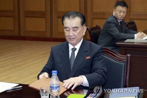 """Chân dung """"bộ tứ"""" quyền lực tháp tùng Chủ tịch Kim Jong-un tới Hà Nội - Ảnh 4"""