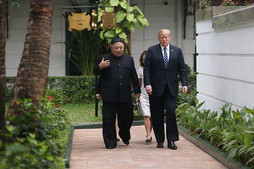 Hội nghị thượng đỉnh Mỹ-Triều ngày 2: Chưa phải thời điểm thích hợp để ra tuyên bố chung - Ảnh 9