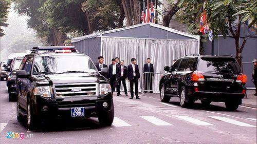Hội nghị thượng đỉnh Mỹ-Triều ngày 2: Chưa phải thời điểm thích hợp để ra tuyên bố chung - Ảnh 19